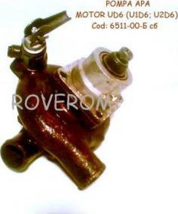Pompa apa motor UD6 (U1D6; U2D6)