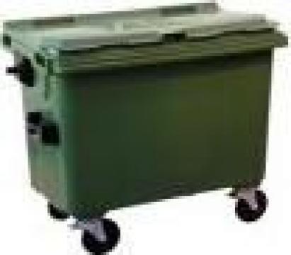 Containere plastic 660 L si 770 L