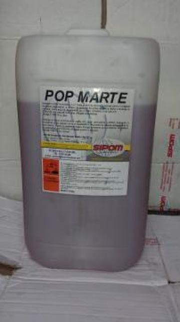 Detergent lichid spuma activa Pop Marte