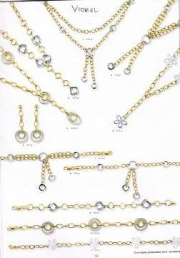 Verighete, inele, lanturi din aur de la Stefi-Rubin