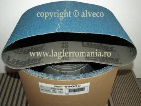 Banda abraziva 200x750 mm, G40 de la Alveco Montaj Srl