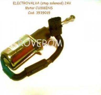 Solenoid 24V, pompa injectie Cummins 6CT5.9L