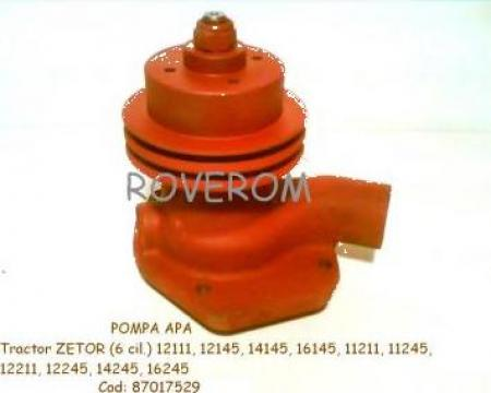 Pompa apa tractor Zetor, Ursus C385 (fulie 2 canale)