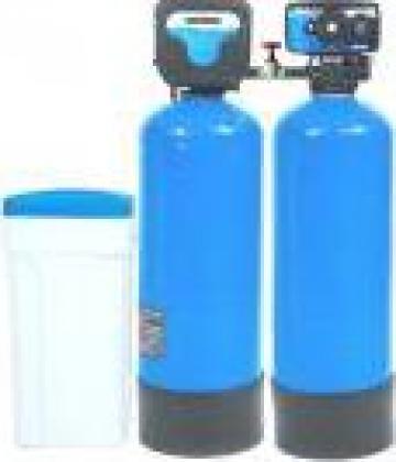 Instalatie dedurizare, deferizare apa