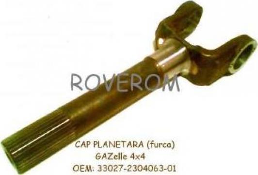 Cap planetara Gazelle 4x4 de la Roverom Srl