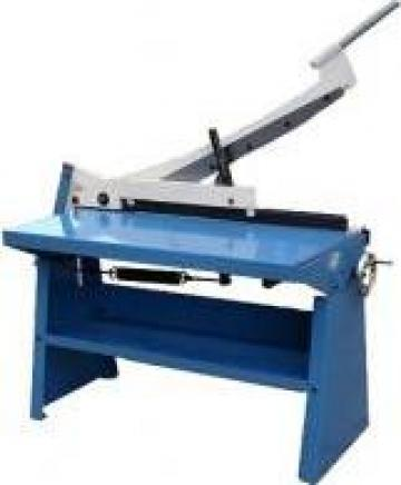 Foarfeca pentru tabla Raptor HTS 1030 de la Seta Machinery Supplier Srl