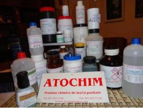 Sulfocianura de potasiu (tiocianat de potasiu)