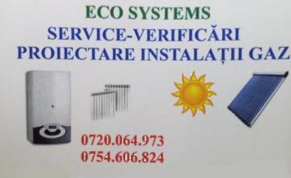 Verificari tehnice periodice pt. centrale termice de la Eco Systems Total Srl