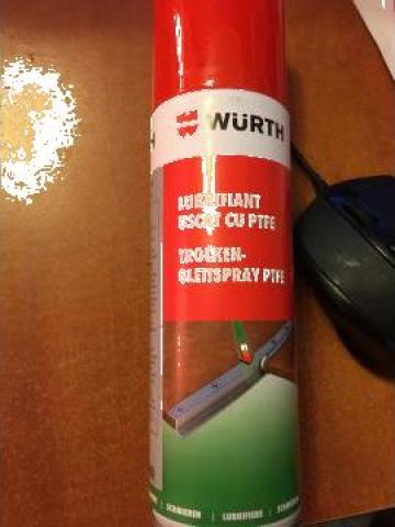 Spray lubrifiant cu teflon 300ml de la Baza Tehnica Alfa Srl