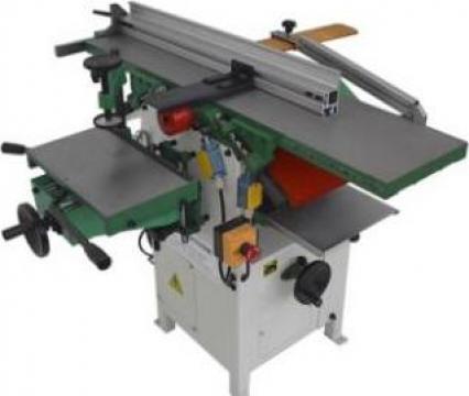 Utilaj combinat tamplarie lemn FSC 260 de la Infomark Srl.