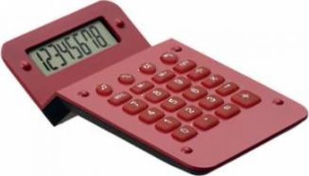 Calculator de birou de la Branio