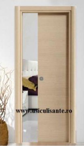 Usa culisanta glisanta in perete de interior cieca for Usa glisanta