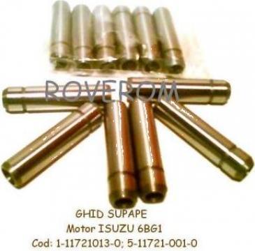 Ghid supape Hitachi JCB (motor Isuzu 4BG1, 6BG1, 6BD1)