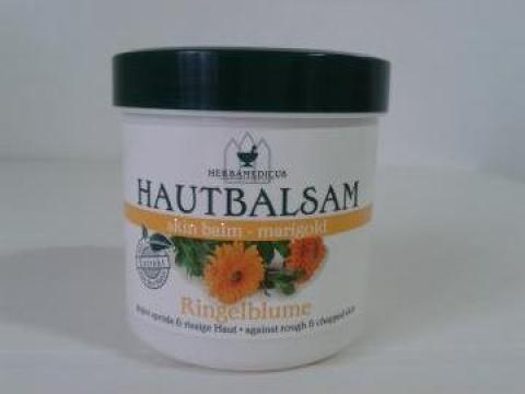 Balsam protectie piele cu extract de galbenele Herbamedicus de la Tehnomedical Prodcom Srl