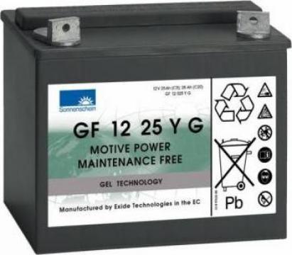 Baterie carucior electric 12 V 28Ah de la Redresoare Srl