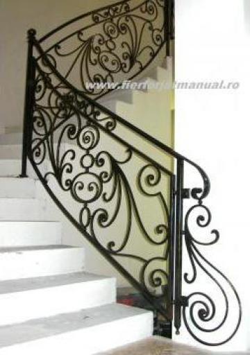 Balustrada scara si balcon BA 80 de la Al.Inst.Con. Srl