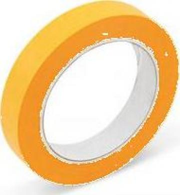 Banda adeziva portocalie - 921A