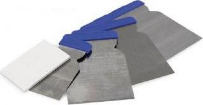 Set spatule din metal de la BilCar Kosmetik