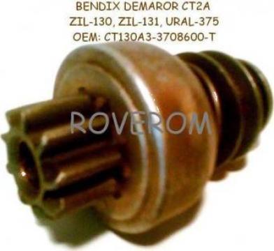 Bendix demaror ZIL-130, Zil-131, Ural 375 de la Roverom Srl