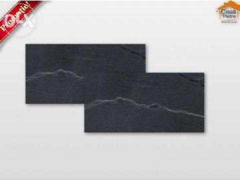Ardezie Black 40x20x0.8 cm