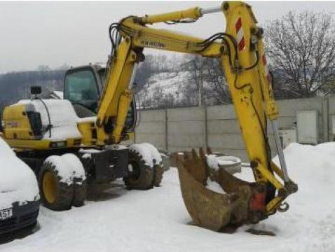 Excavator New Holland