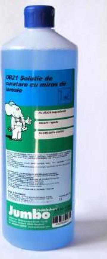 Solutie universala de curatare cu miros de lamaie OB21