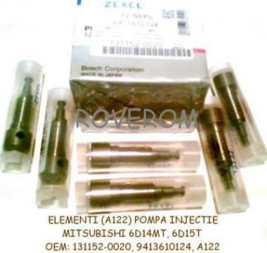 Elementi (A122) pompa injectie Mitsubishi 6D14MT, 6D15T de la Roverom Srl