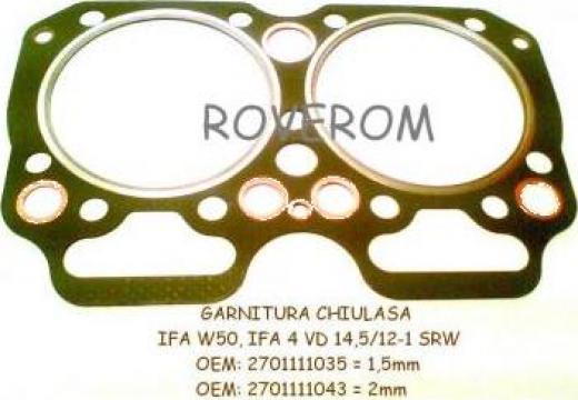 Garnitura chiulasa IFA 4VD, W50