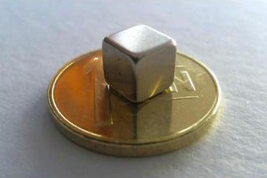 Magneti permanenti neodymium (NdFeB) - Bucuresti - PFA Popa Bogdan - Sebastian, ID: 12850683
