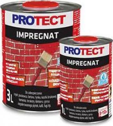 Impregnator pentru suprafete poroase Protect Uni