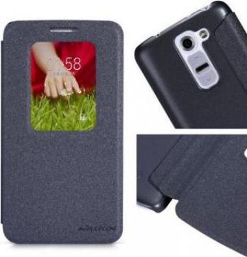 Husa carte telefon mobil Nillkin LG G2 mini de la Kerjner