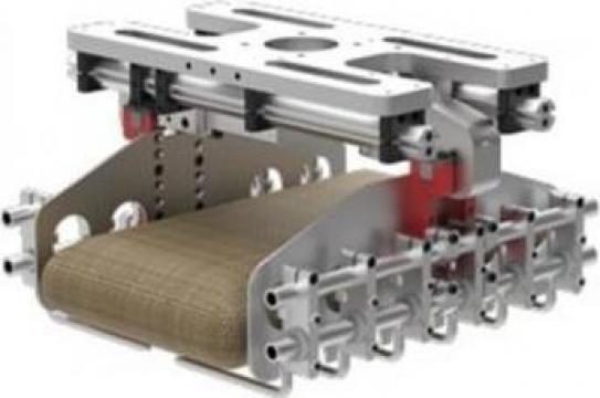 Dispozitiv paletizare saci Bag Gripper DBG 50 si DBG 100 de la Parcon Freiwald Srl