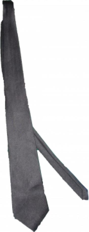 Cravata neagra lata de la Johnny Srl.