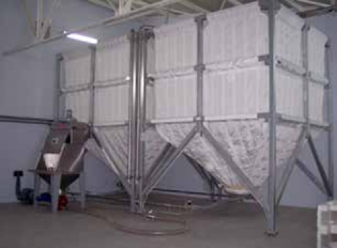 Silozuri textile de la Plastic Systems Srl