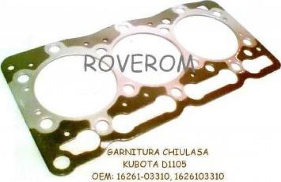 Garnitura chiuloasa Kubota D1105, Bobcat 553F, B100B, B200