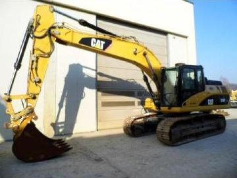 Excavator Caterpillar de la