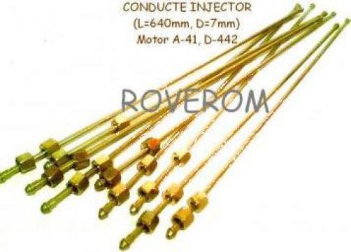 Conducte injector motor A-41, D-442 de la Roverom Srl