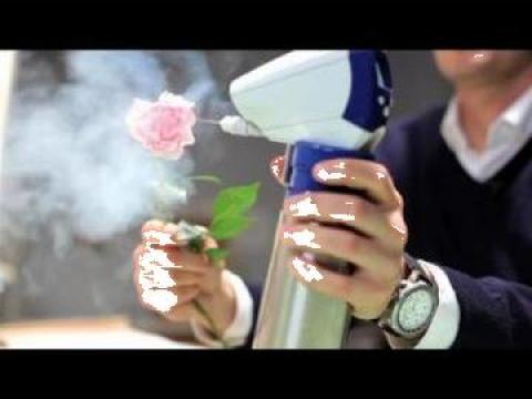 Spray cu azot pentru inghet