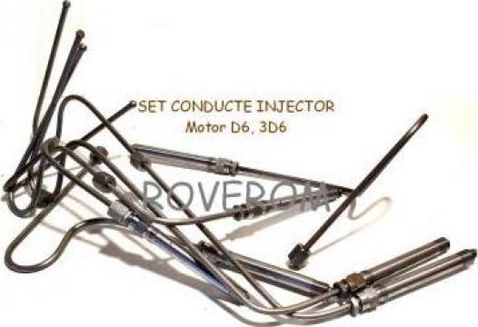 Set conducte injector D6, 3D6