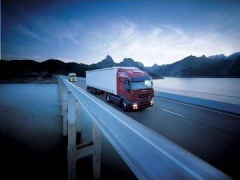 Transport marfa intern / extern de la Universal Spedition Srl