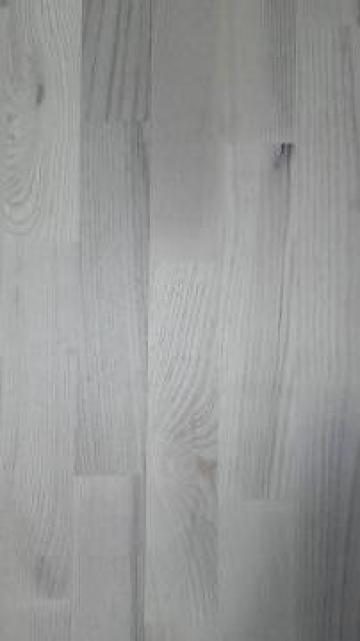 Parchet stratificat Polarwood Frasin Living White Matt 3 de la Smartrade International