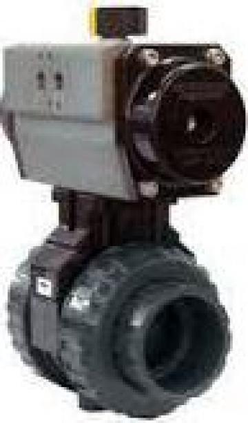 Robinet actionat pneumatic 52376