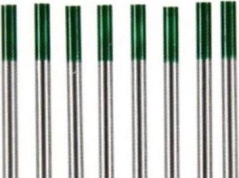 Electrozi wig-tig wolfram marcaj verde 3.2mm de la Plasmaserv Srl