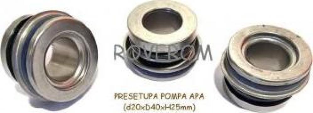 Presetupa pompa apa (40x20x25mm)
