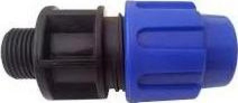 """Racord compresiune D.63 x 1, 1/2"""" de la Perfect Style"""