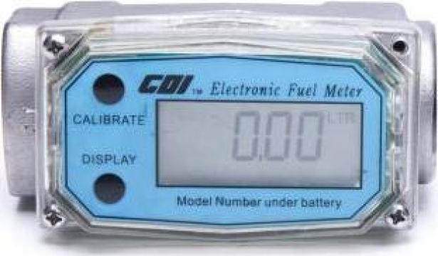 Contor digital pompa motorina 110l/min de la Trolii-auto.ro