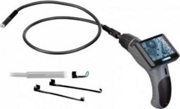 Endoscop cu LCD