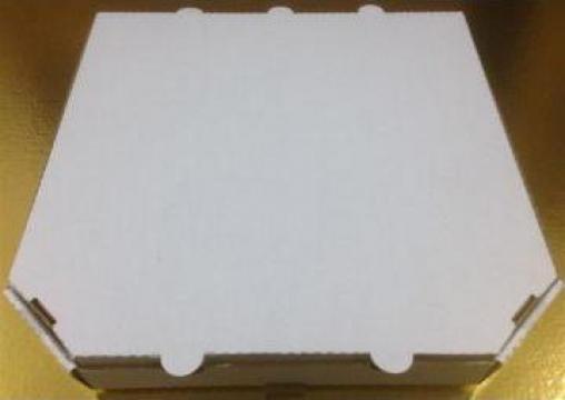 Cutii pizza 35 x 35 de la M & C Packing
