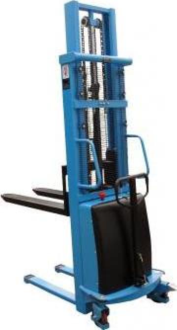 Stivuitor electric pietonal 1500kg