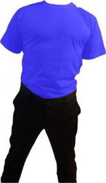 Tricouri barbati albastre de la Johnny Srl.